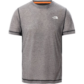 The North Face Circadian SS Tee Men, TNF black/white heather/TNF black